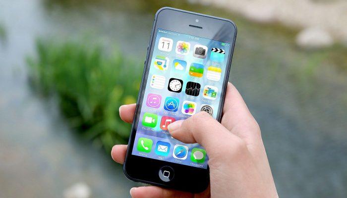 5G mobiltelefon